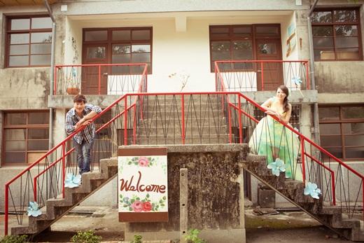 彰化婚紗攝影工作室-