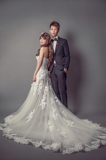 台中手工訂製禮服-婚紗
