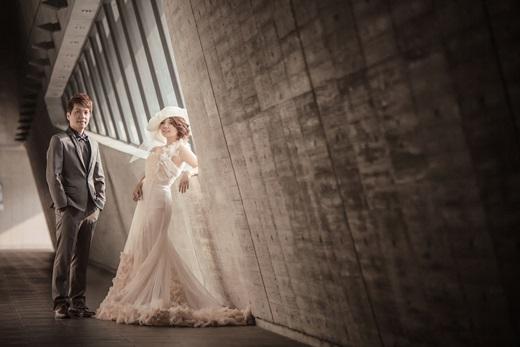 挑台中婚紗-婚紗