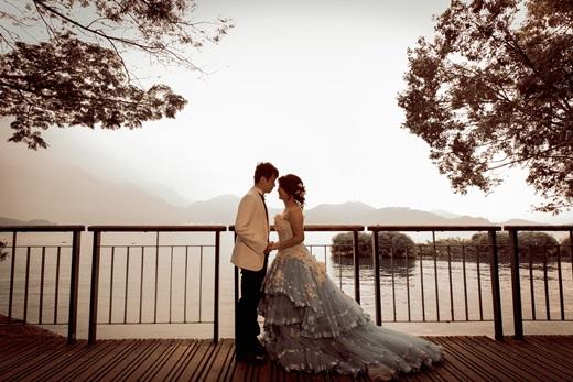 挑台中婚紗經驗-婚紗