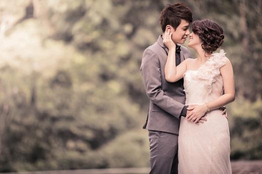 台中婚紗攝影-婚紗