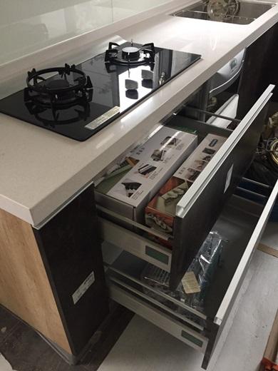 系統櫥櫃工廠-帕瑪歐化櫥櫃