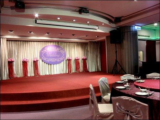 海鮮婚宴餐廳