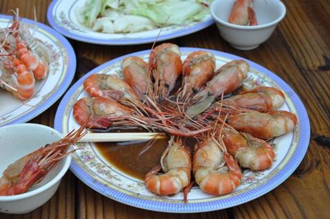 新竹活蝦餐廳-黃金海岸活蝦之家