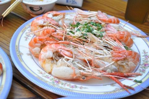 新竹海鮮餐廳-黃金海岸活蝦之家