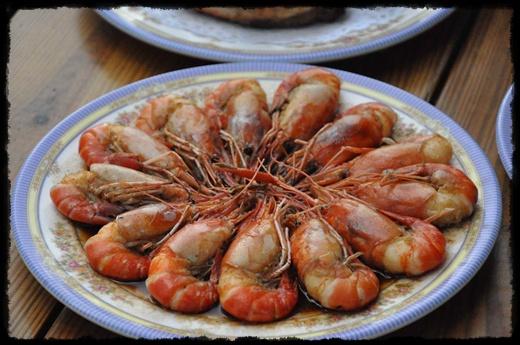 新竹活跳蝦-黃金海岸