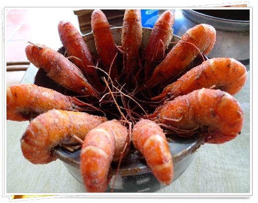 竹北美食-黃金海岸活蝦之家