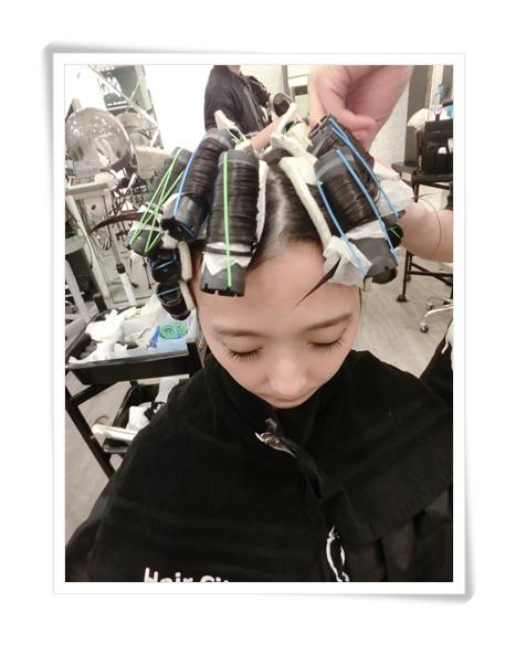 台中髮型設計師-hair **