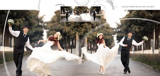 自助婚紗禮服