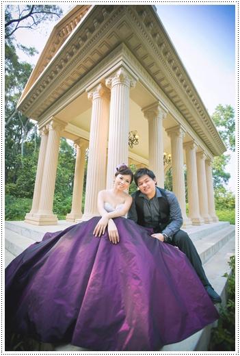南部專業彩妝造型-婚紗