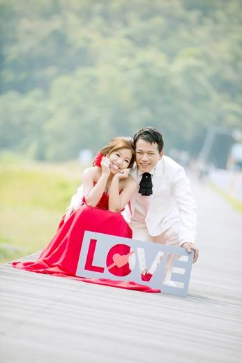 溪湖婚紗攝影