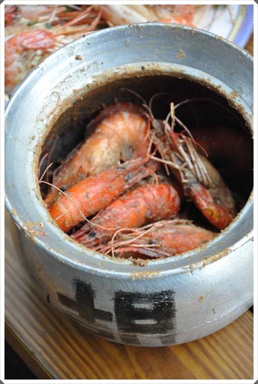 竹北蝦子吃到飽-新竹黃金海岸活蝦之家