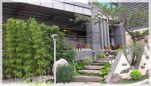 日月潭旅館