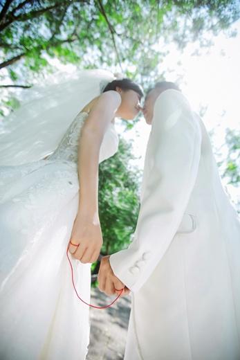 婚紗彩妝造型-婚紗