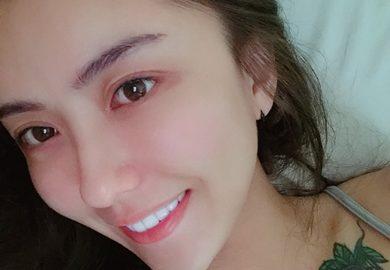 【紋眼線】台中樂比美學做的美瞳眼線超好看!不是早期繡眼線技術喔~女孩必備電眼小心機