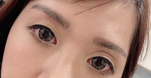 【專業霧眉】台中霧眉/推薦有彩妝底的樂比美學Jessie老師~紋眉技術專業來著|飄眉技術厲害~做完自然到就像自己眉毛