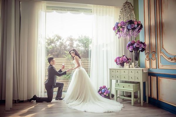 台中手工精品婚紗-婚紗