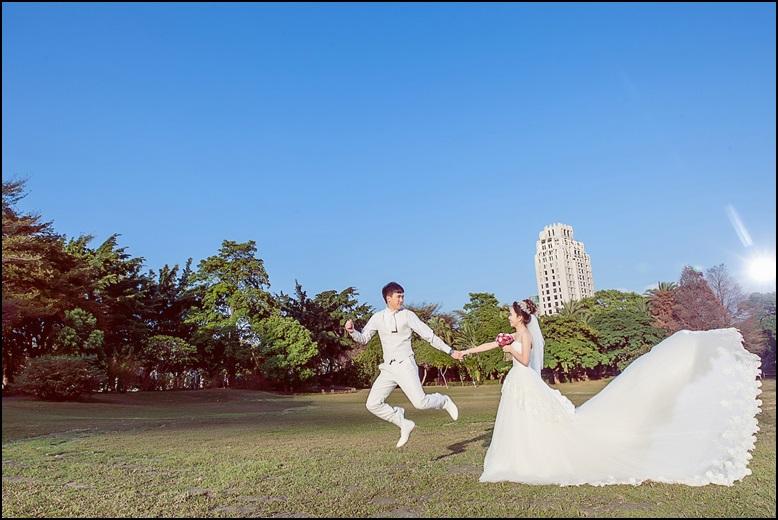 台中婚紗推薦-法蝶婚紗