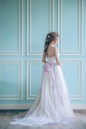 台中手工婚紗禮服-婚紗
