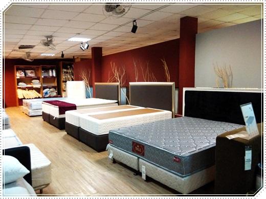 桃園彈簧床-