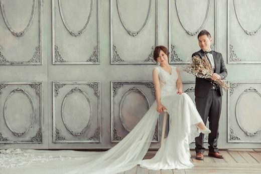 台中設計師婚紗-婚紗