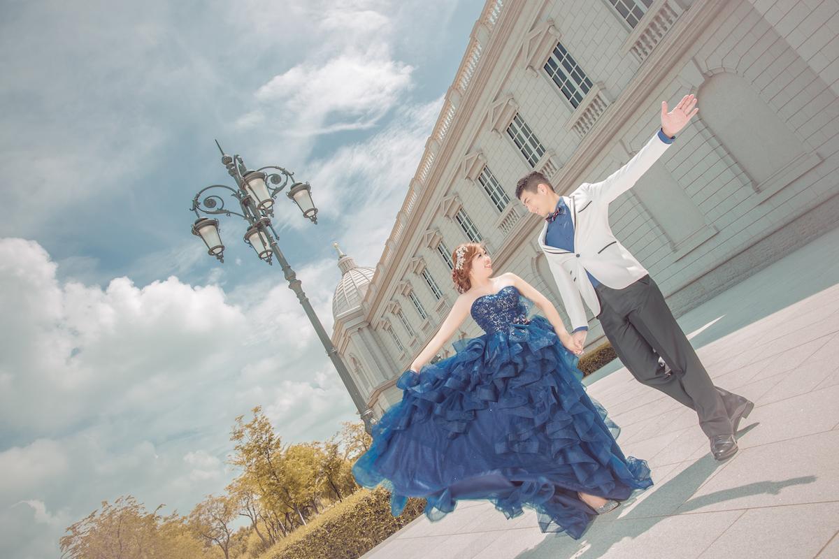 台中婚紗禮服-婚紗