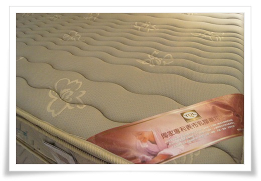 乳膠床墊選擇-天妮絲