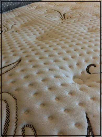 桃園乳膠獨立筒床墊-