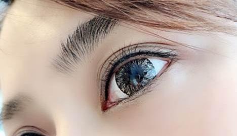 #高雄紋眼線