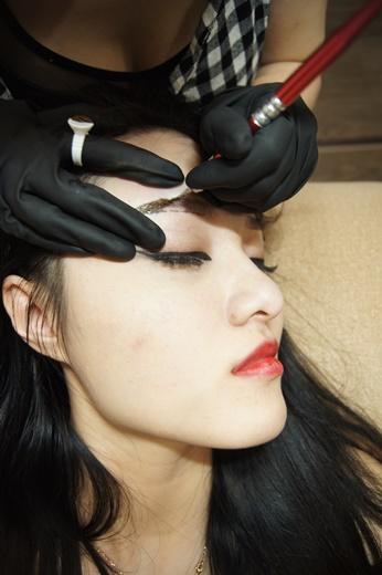 台中霧眉技術